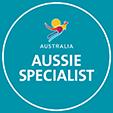 Aussie Specialist Badge