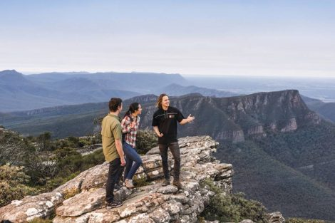 Aboriginal Guided Hike on Mount William