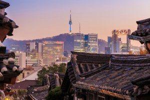 Namsan Tower Seoul South Korea