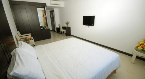 Sahid Batam Center room 3